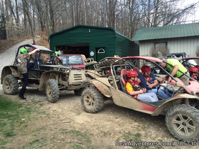 - eXplore Brown County ATV/Buggy Tours