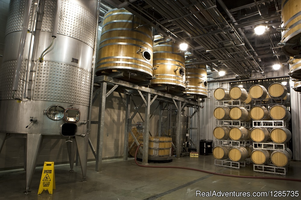 Winery | Image #3/3 | Winery Tours