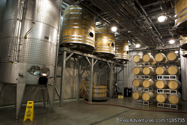 Winery - Winery Tours