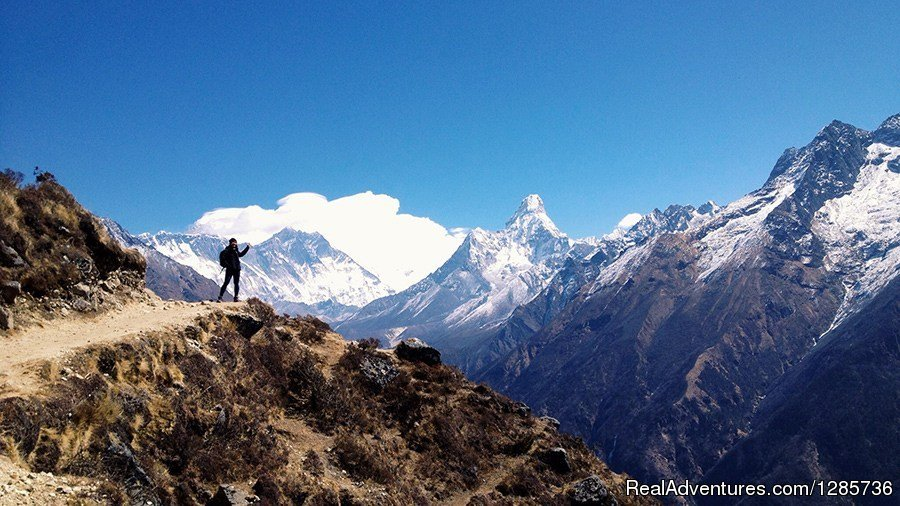 Glorious Himalaya Trekking is a Nepal government register trekking company who offer exclusive adventure holidays Himalayan activities in Nepal and Tibet region such as trekking, peak climbing, short hiking and city tours.