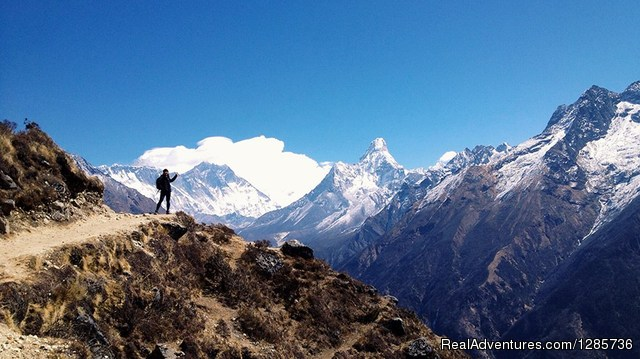 Everest Base Camp Trek with Himalayan Expert Team