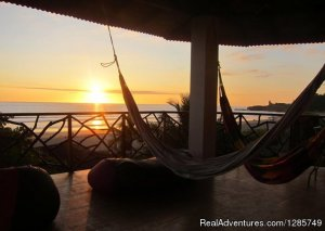 Beach-side Haven with Ocean Views in Montanita Montanita, Ecuador Youth Hostels
