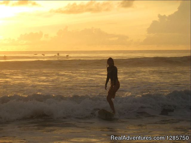 - 14 Day Surf Camp in Las Tunas, Ecuador