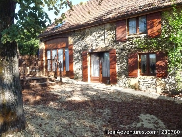 Rent this beautiful house in Dordogne France