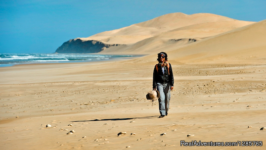 Alexandria Dunes - South Africa - Wild Coast Trekking Adventures