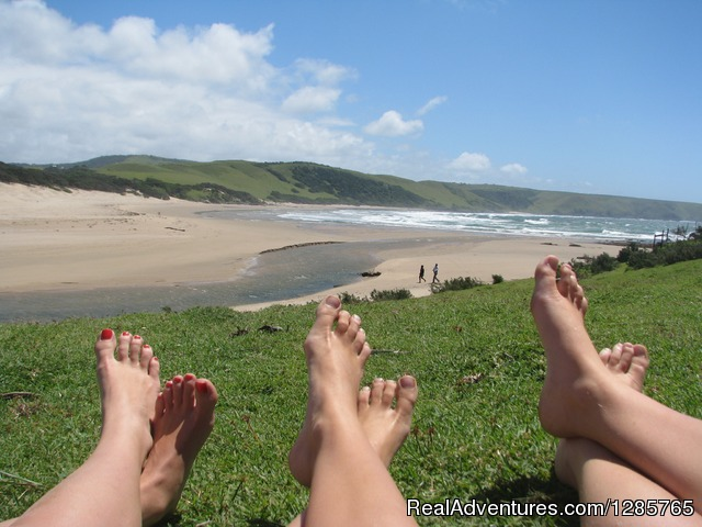 Chilling - South Africa - Wild Coast Trekking Adventures