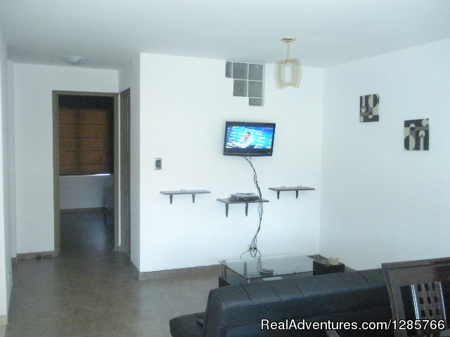 Fully Furnished apartment in Miraflores, Peru