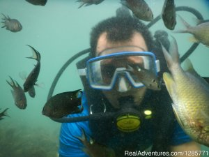 Scuba Diving and 20+ adventure water sports Baga. Calangute - Goa, India Scuba & Snorkeling