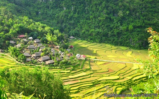 3-Day Trekking in Pu Luong with Night at Pu Luong