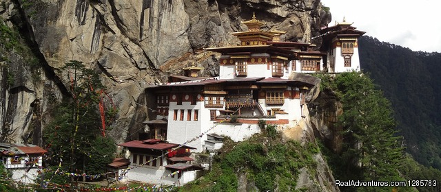 Bhutan Tour Packages Starting at Rs. 17,000