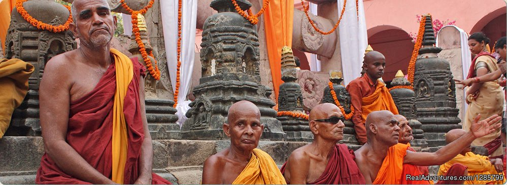 Buddhist Tour is a tour travel management company for Buddhism in India, Nepal, Bhutan, Thailand, Mongolia, Tibet and Sri Lanka. We offer package for Buddhist tour, Buddhist pilgrimage tour, Buddhist circuit tours.