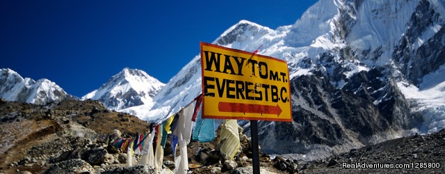 Nepal : 16 Days Guided Everest Base Camp Trekking