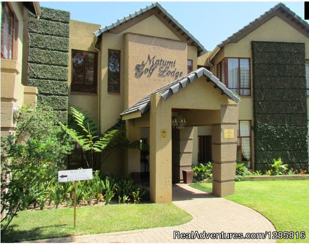 Exclusive lodge in Nelspruit