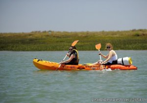 Kayaking the Eastern Algarve in Ria Formosa Faro, Portugal Kayaking & Canoeing