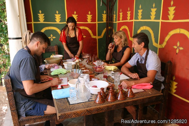 Marrakech Cooking School - Daily Cooking Classes