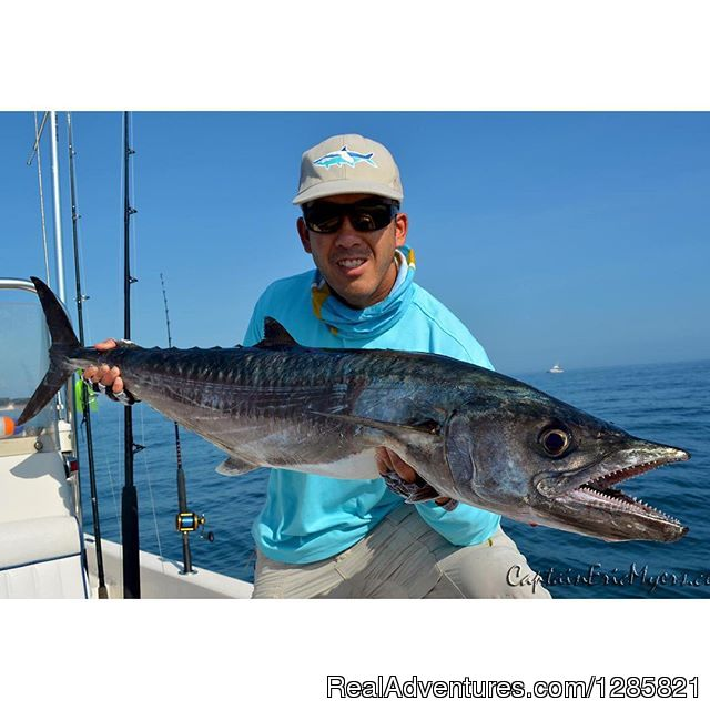 Slightly Obsessed Fishing Charters Cape Canaveral, Florida Fishing Trips