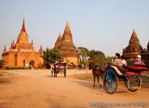Top Myanmar (Burma) Tours Rangoon, Myanmar Sight-Seeing Tours