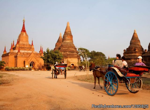 Top Myanmar (Burma) Tours
