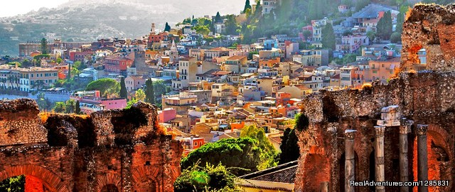 Picturesque Ancient Historical Towns