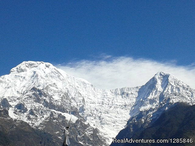 Nepal : Annapurna Base Camp Trek