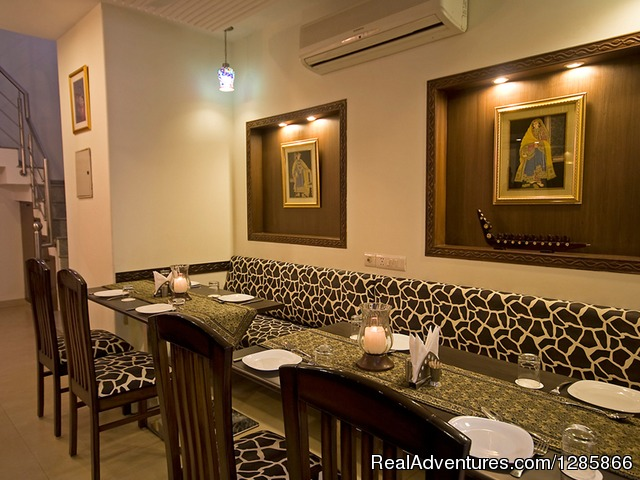 - Start booking bed and breakfast hotels in Delhi