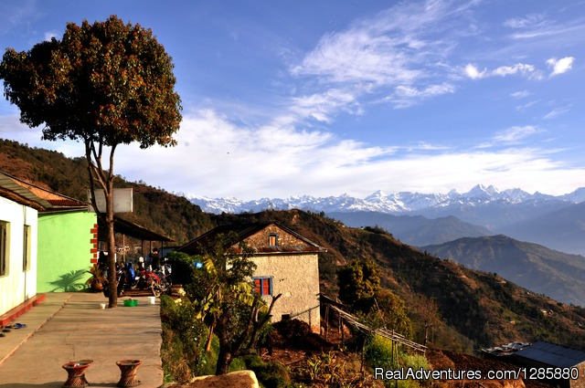 Mountain View - Nepal Holiday Packages
