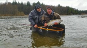 River & Ocean Guides & Charter Fishing Northern BC Kitimat, British Columbia Fishing Trips