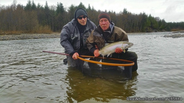 River & Ocean Guides & Charter Fishing Northern BC