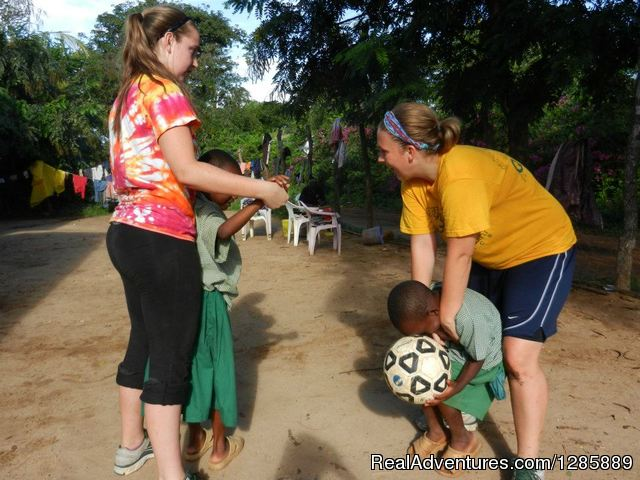 Volunteer Social Project in Kenya - Volunteer Social Project in Kenya