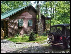 Sleeping Dog Cabin Rentals Bryson City Bryson City, North Carolina Hotels & Resorts