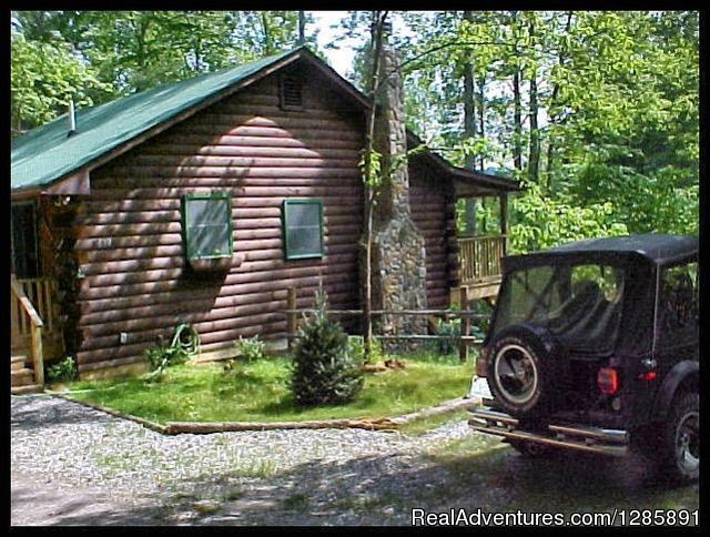 Sleeping Dog Cabin Rentals Bryson City