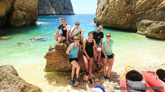 Secret Coves to explore - Fitness & Adventure Boot Camp Holiday in Spain