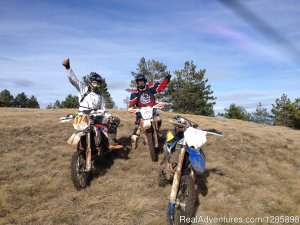 Off road motorcycle tours in Serbia Belgrade, Serbia Motorcycle Tours