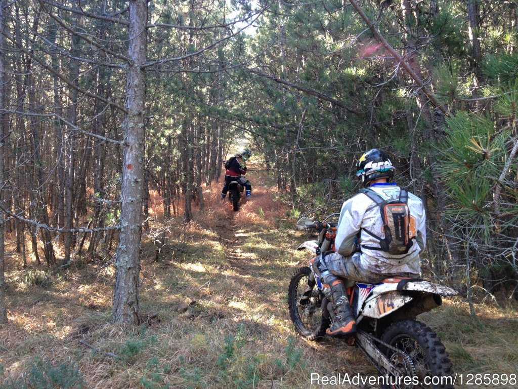 Image #3/5 | Off road motorcycle tours in Serbia