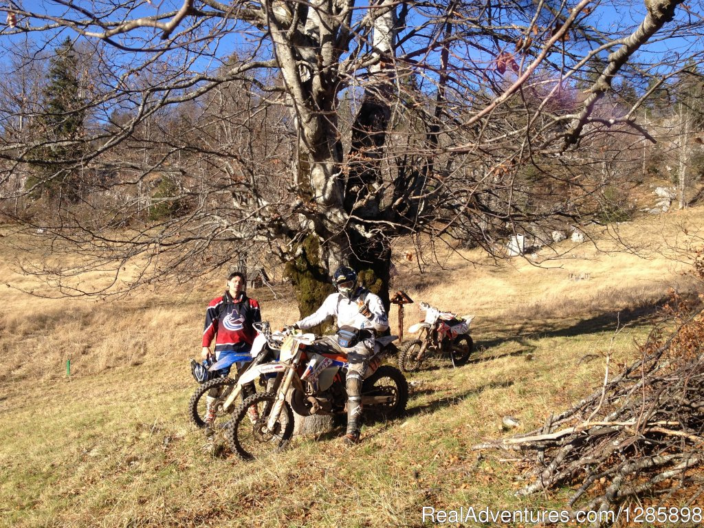 Image #4/5 | Off road motorcycle tours in Serbia