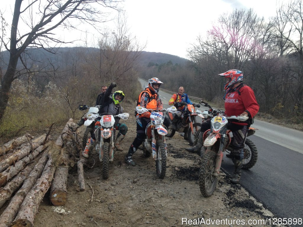 Image #5/5 | Off road motorcycle tours in Serbia