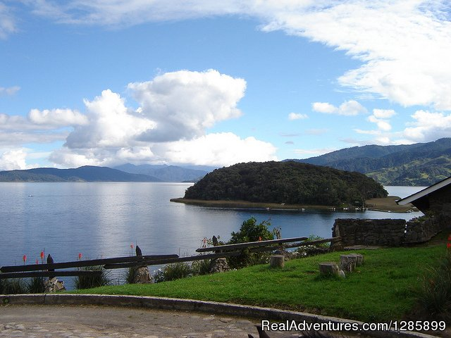 La Cocha Lake & La Corota, Flora and Fauna Sanctuary | Image #10/13 | South Colombia adventure
