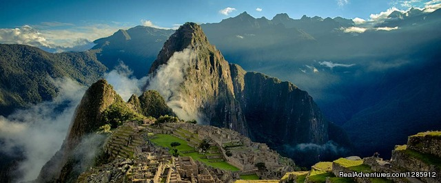 Machu Picchu inca trail hiking