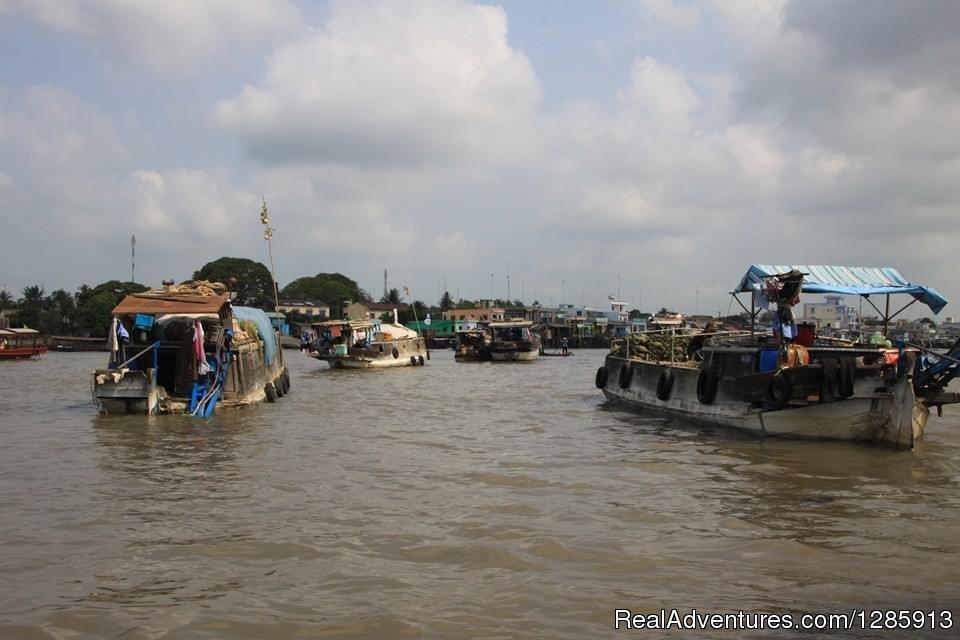 Mekong Delta | Image #2/12 | Vietnam Classic tour 10days  from South to North