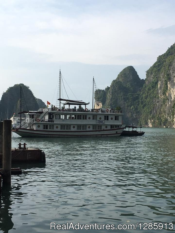 Lavender cruise | Image #9/12 | Vietnam Classic tour 10days  from South to North