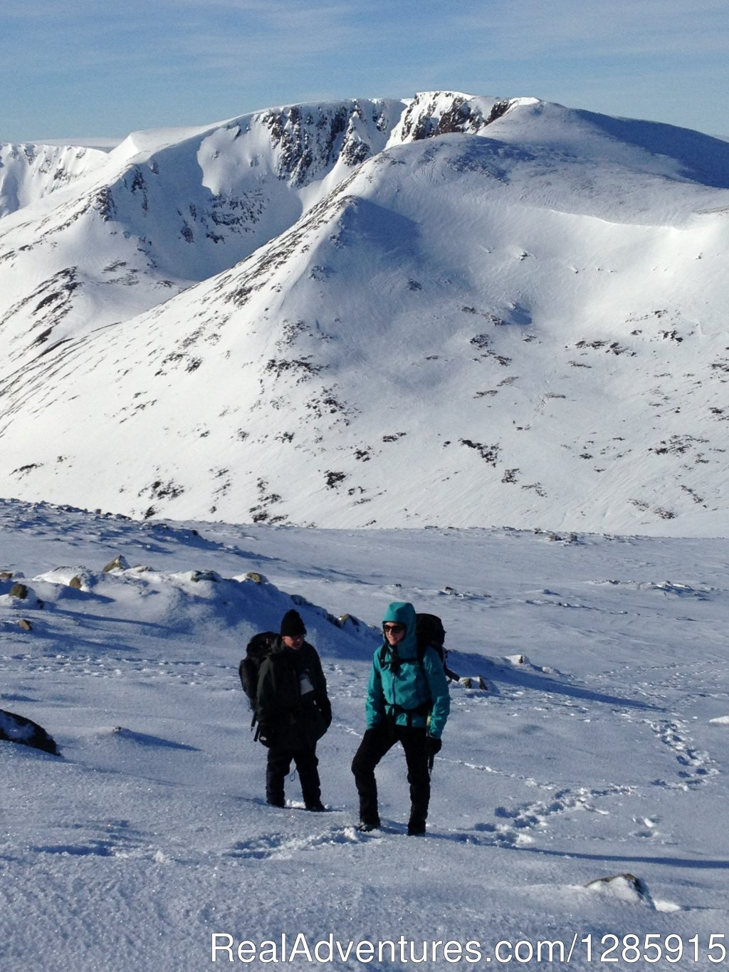 The Cairngorm Plateau Expedition | Image #3/13 | Sea kayaking & Mountaineering in stunning Scotland