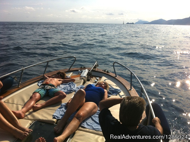 Boat Excursion - Vacation, Food and Experiences