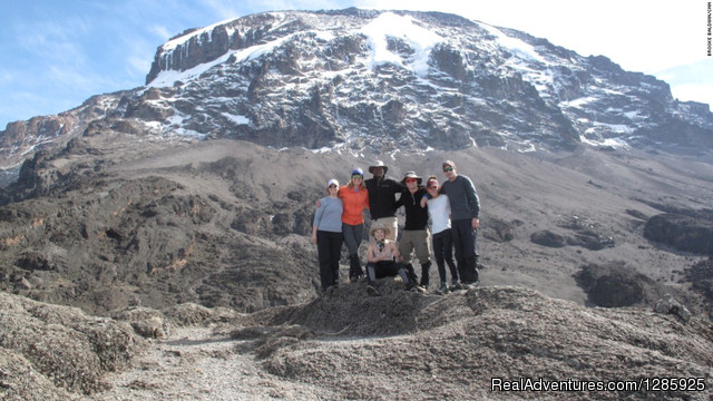 7 days mt Kilimanjaro trekking, (hanta expedition)