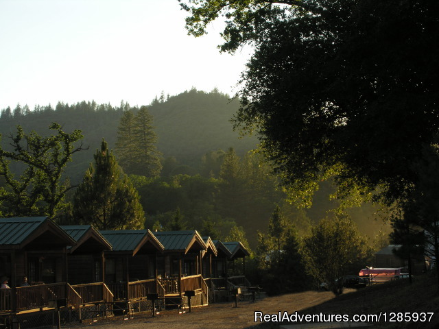 Cabins - Yosemite Pines RV Resort and Family Lodging