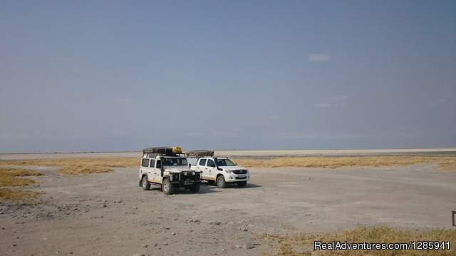 4x4 Adventure in Botswana - 4x4 Rental South Africa
