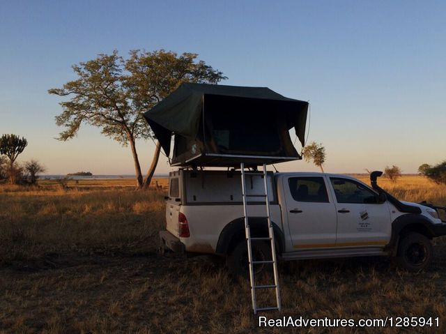 4x4 in the Bush - 4x4 Rental South Africa