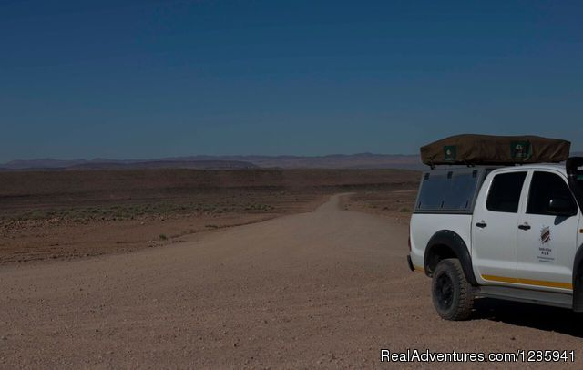 Namibia Open Roads - 4x4 Rental South Africa