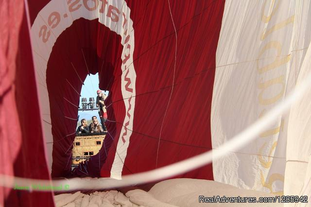 Ballooning over Catalonia - Barcelona Balloon Rides
