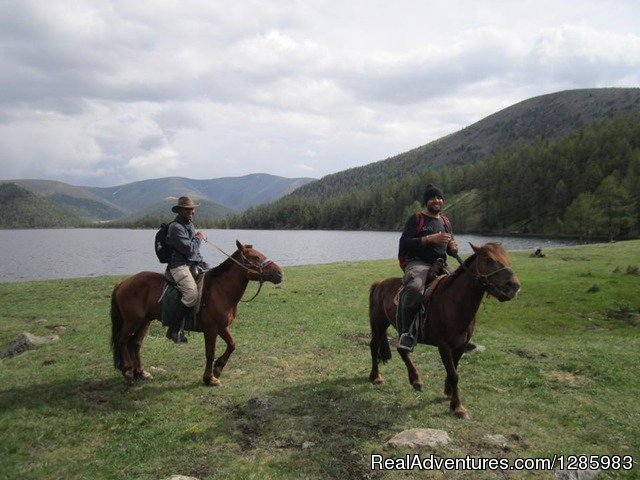 - Horseback Riding Adventure