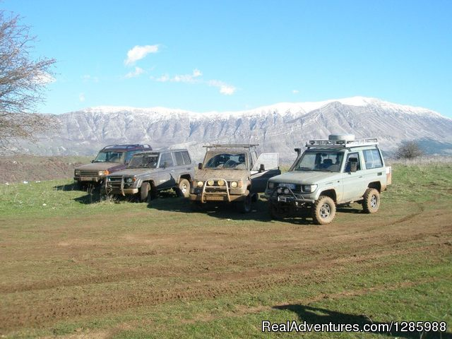Multi adventure, the proper way to explore Albania